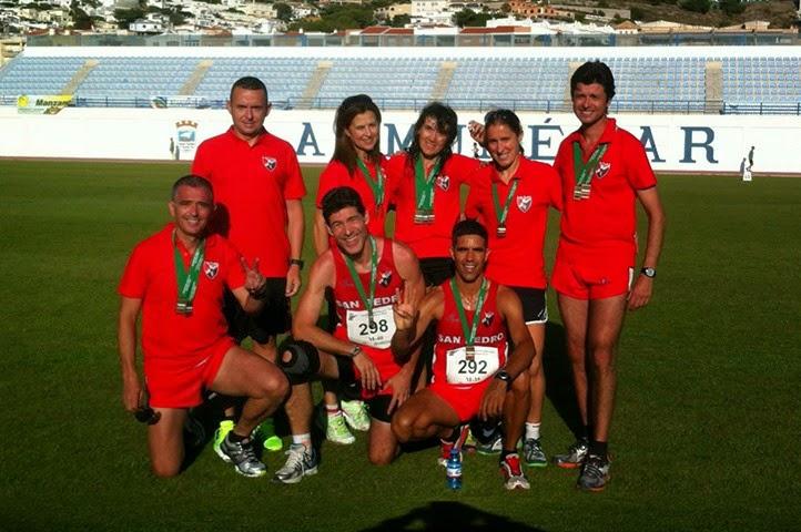 Campeonato de España de Veteranos al Aire Libre