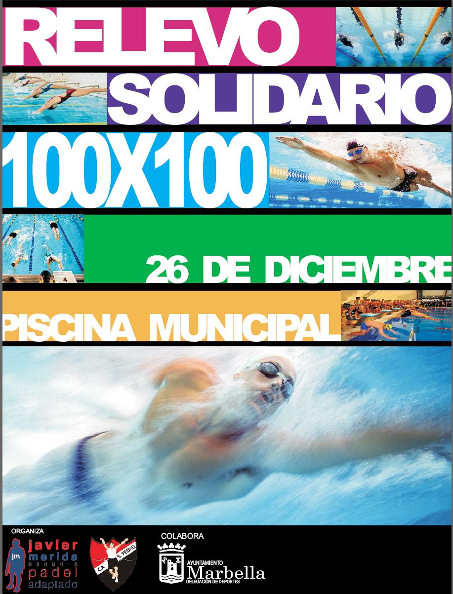Tercer Relevo Solidario 100×100