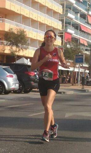 Javi Díaz Carretero, Campeón de Andalucía de Media Maratón