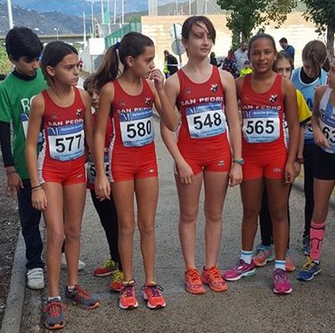 Cross de Algarrobo