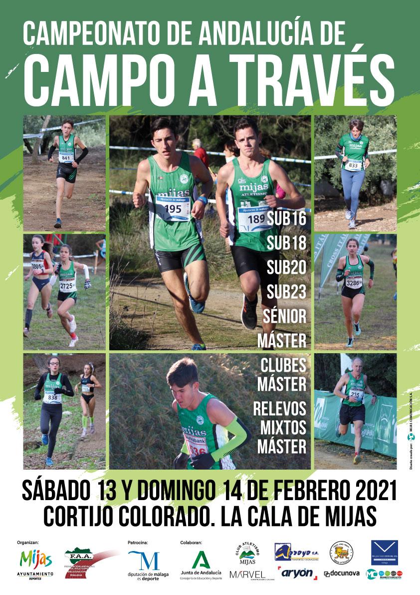 Campeonato de Andalucía de Campo a Través 2021