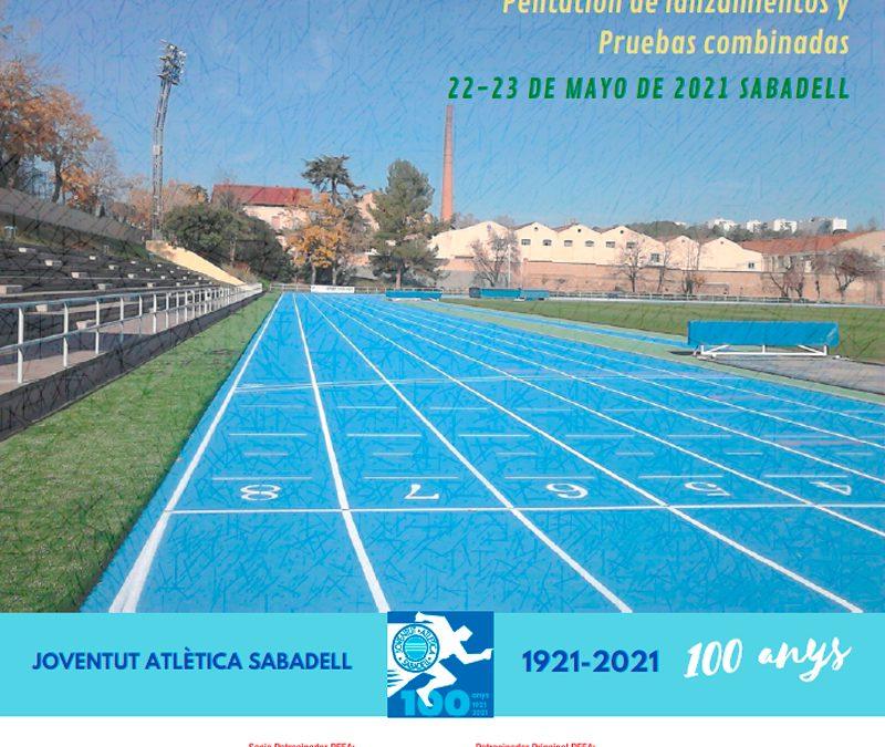 Campeonato de España Máster de 10000m en Pista