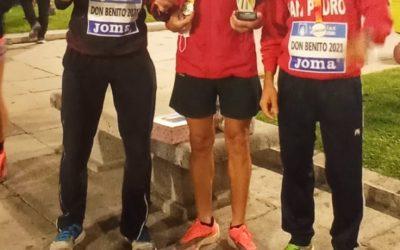 Doble medalla en el Campeonato de España de 10kms en Ruta