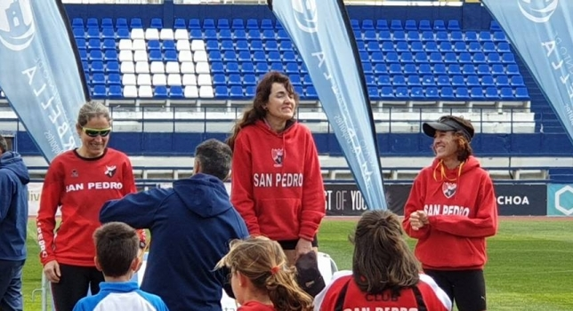 Encuentro de Atletismo en Pista, Marbella, 23/03/19
