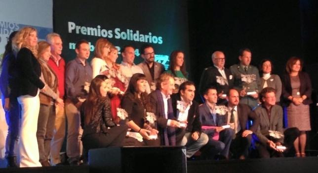 Premios Solidarios Marbella 2014