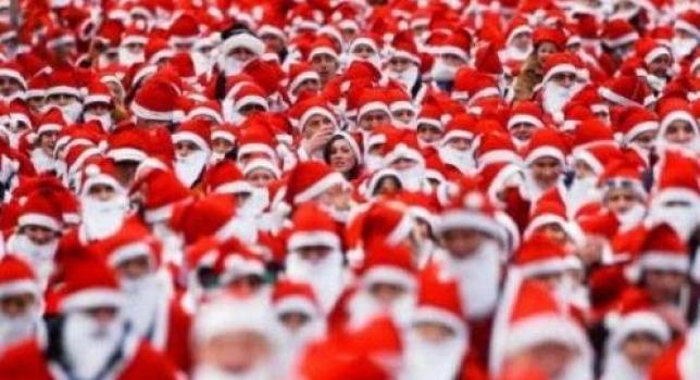 Carreras de Navidad 2014