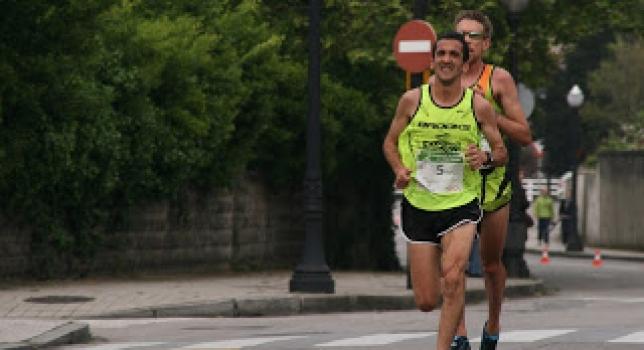 Javi 4º en el Campeonato de España de Media Maratón