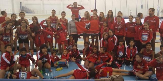 Encuentro de Atletismo Popular de Antequera