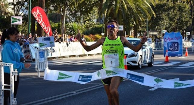 Javi Díaz Carretero, gana por octava vez la Carrera Urbana Ciudade Málaga…