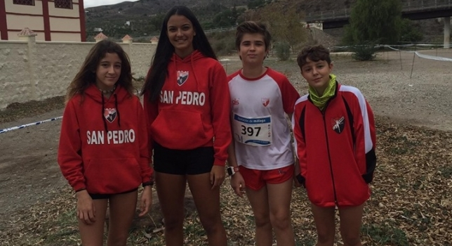 Circuito Provincial de Campo a Través, Álora, 4/11/2019