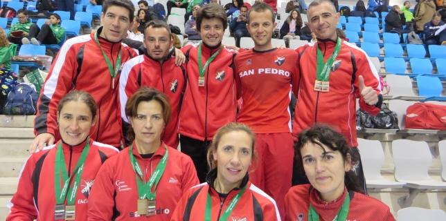 Reconocimiento Deportistas Destacados de San Pedro 2015