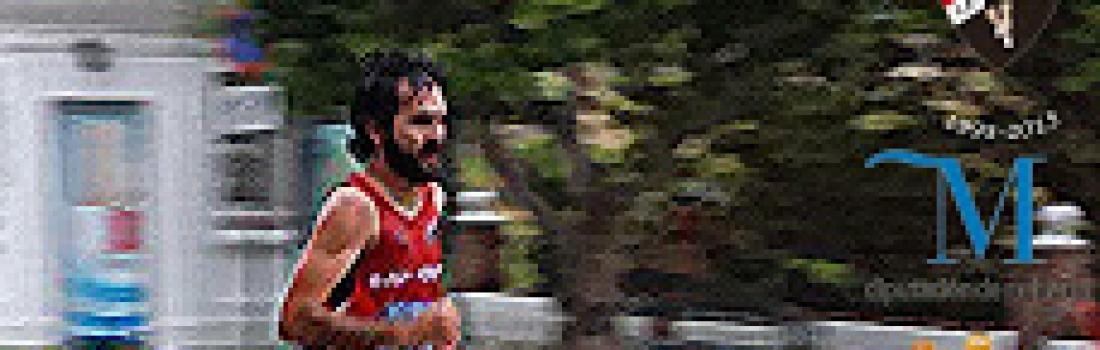 Más de 700 corredores en Istán