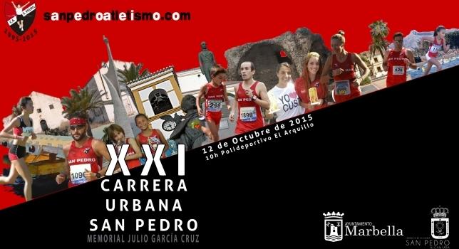XXIª Carrera Urbana de San Pedro