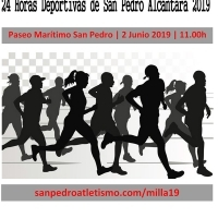 Milla – 24 Horas Deportivas de San Pedro 2019