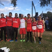 Campeonato de Andalucía Abstoluto y Relevos Mixtos Máster de Campo a Través