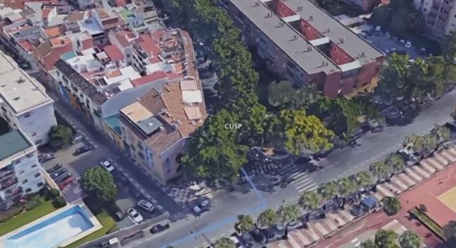 Recorridos de la Carrera Urbana de San Pedro