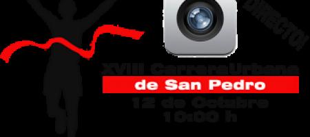Cerradas las inscripciones para la Carrera Urbana de San Pedro