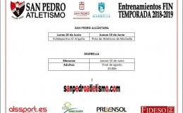 FIN de Temporada 2018-2019
