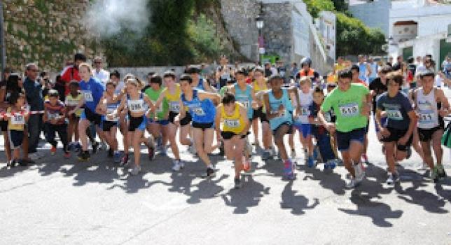 Carrera de las Aguas de Istán 2013