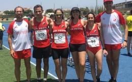 Campeonato de Andalucía Máster al Aire Libre 2019