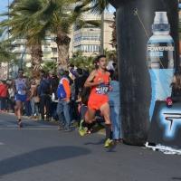 Javier Díaz Carretero en el Campeonato de España de Media Maratón