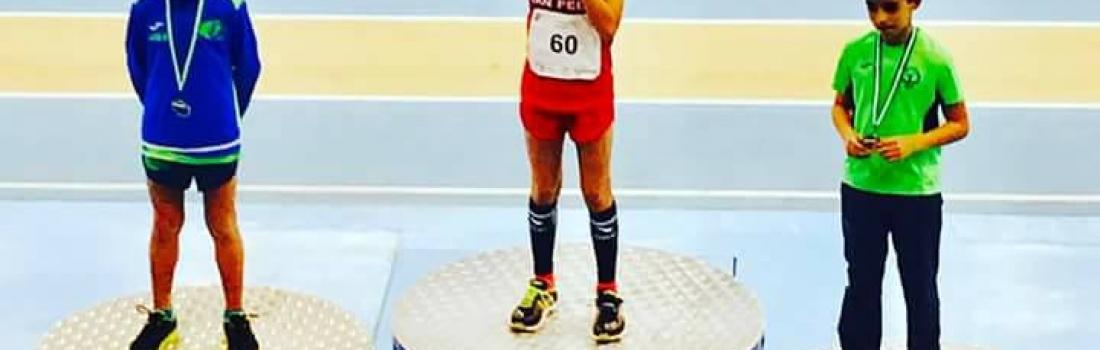 Pablo Jurado Calzado, Campeón de Andalucía