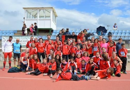 Atletismo Popular en Mijas