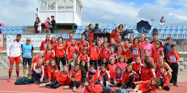 Atletismo Popular en Mijas