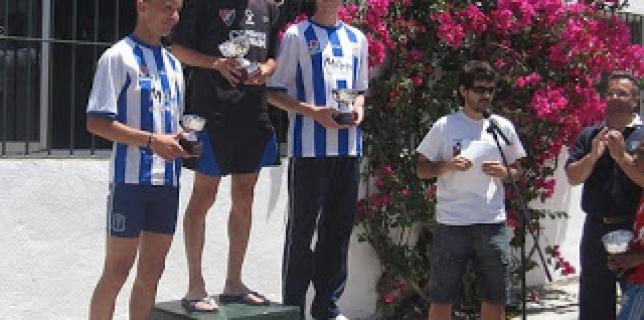 Carrera de las Aguas de Istán 2011