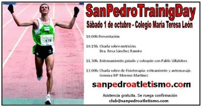 San Pedro Training Day