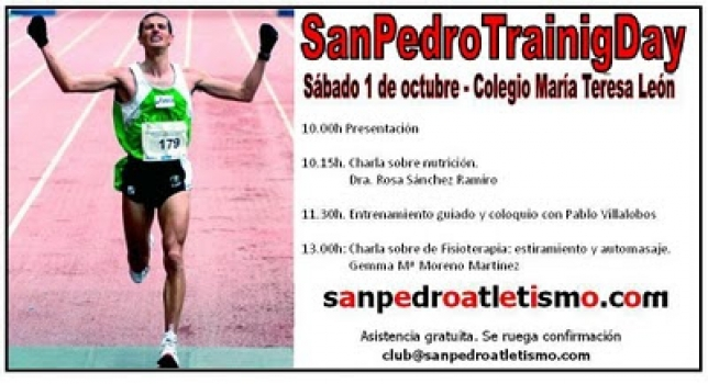 San Pedro Training Day