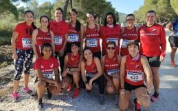 Cross de Coin, Campeonato Provincial de Campo a Través, 12/01/2020