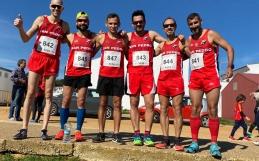 Campeonato de Andalucía Máster de Campo a Través, Lepe, 02/02/2020