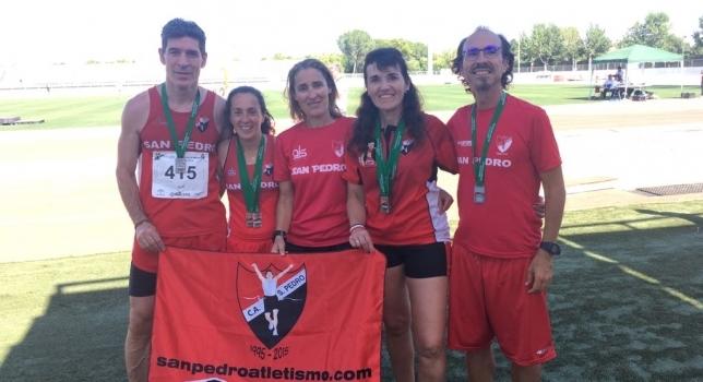 Campeonato de Andalucía Máster 2018