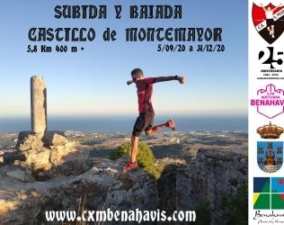 Reto Subida y Bajada al Castillo de Montemayor