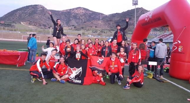 Atletismo Popular en Cártama