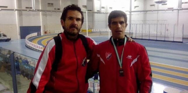 Campeonato de Andalucía de Veteranos en Pista Cubierta