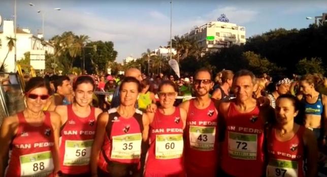 Campeonato de Andalucía de Media Maratón 2019