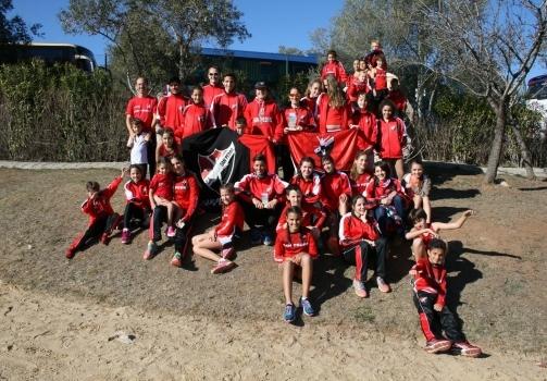 Cross de Antequera, Campeonato Provincial