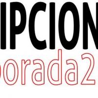 Inscripción de deportistas Temporada 2017-18