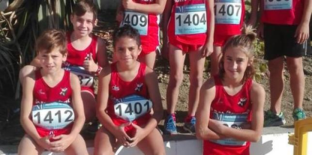 Encuentro de Atletismo Popular en Vélez-Málaga