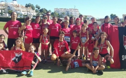 Encuentro de Atletismo Popular de Nerja