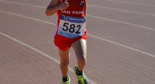 Ronda inaugura el Circuito Provincial de Campo a Través