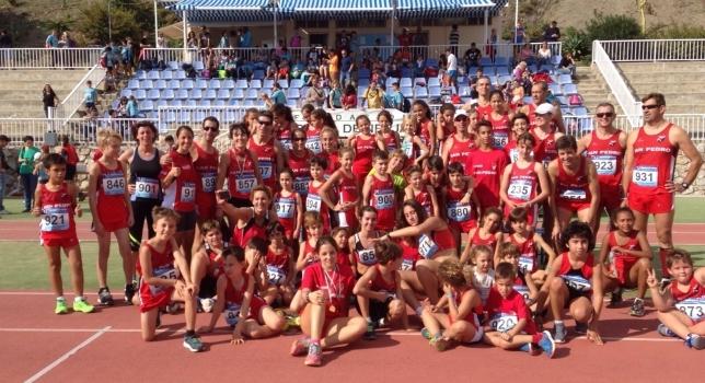 Nerja abre el Circuito Provincial de Encuentros en Pista