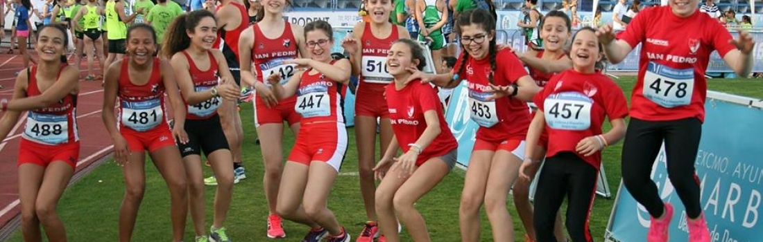 Encuentro de Atletismo Popular Marbella