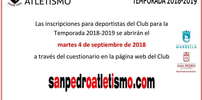 TEMPORADA 2018-19