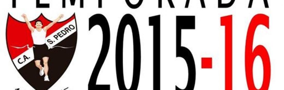 Presentación de la Temporada 2015-16