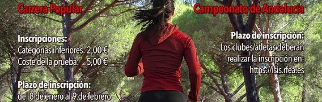 Campeonato de Andalucía de Campo a Través