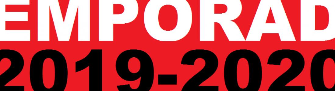 TEMPORADA 2019-2020