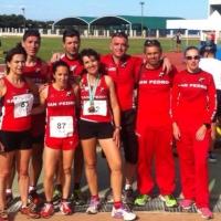 Campeonato de Andalucía de Veteranos de Pista al Aire Libre